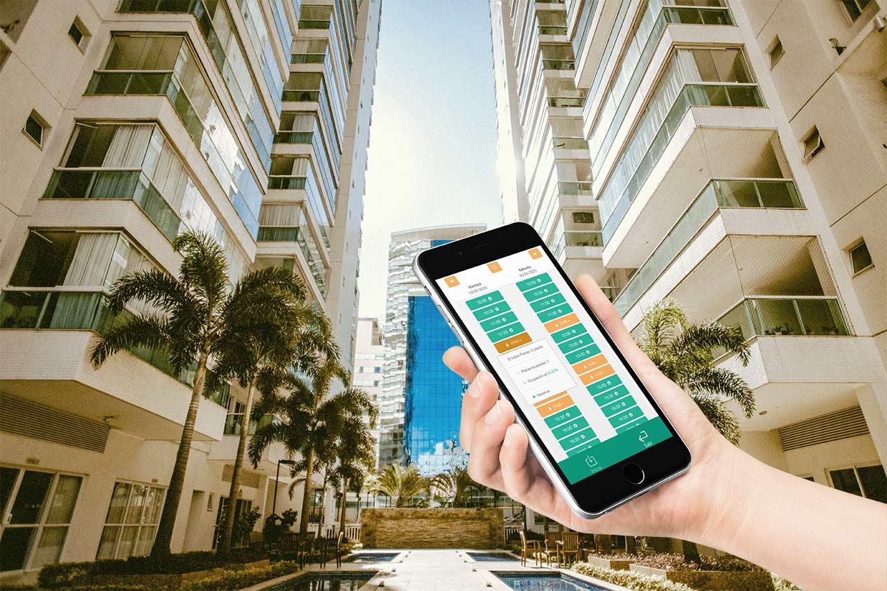 App para turnos en zonas comunes