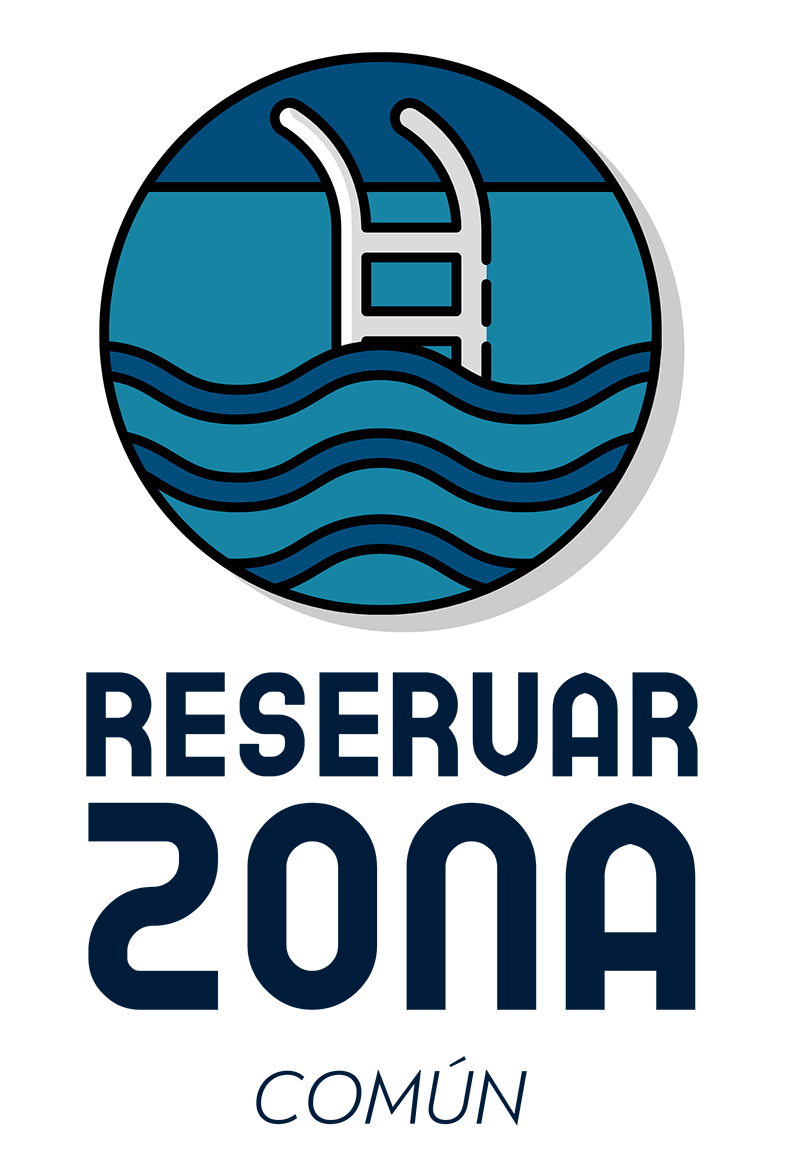 Logotipo reservar zona comun Positivo