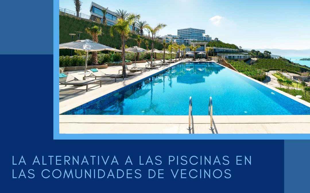 La alternativa a las piscinas en las comunidades de vecinos